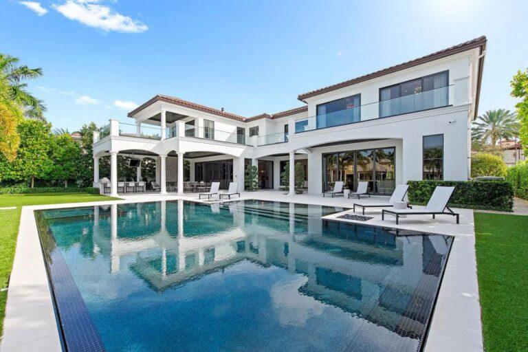 Mansion in Boca Raton