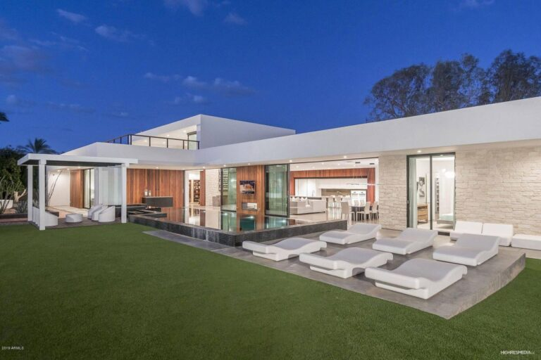 Masterpiece in Paradise Valley