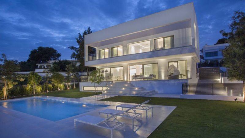 Casasola Hills Villa in Marbella, Spain