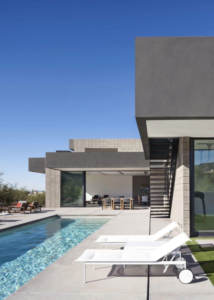 Modern Residence in Scottsdale