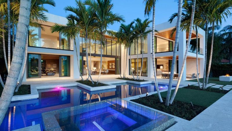 Museum Modern Intracoastal Estate in Boca Raton on Market for $14.5 Million