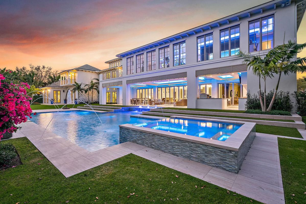 Palm Beach Gardens Estate