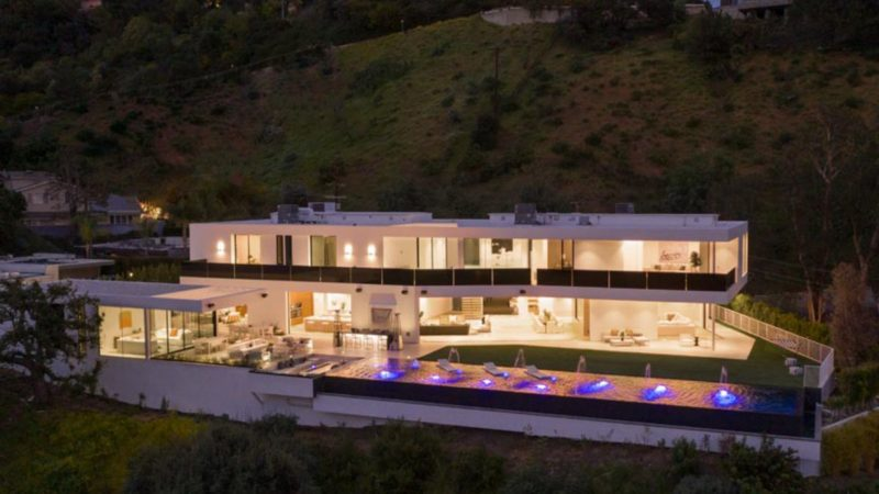 Brand New Beverly Hills Modern Masterpiece hits Market for $18.7 Million