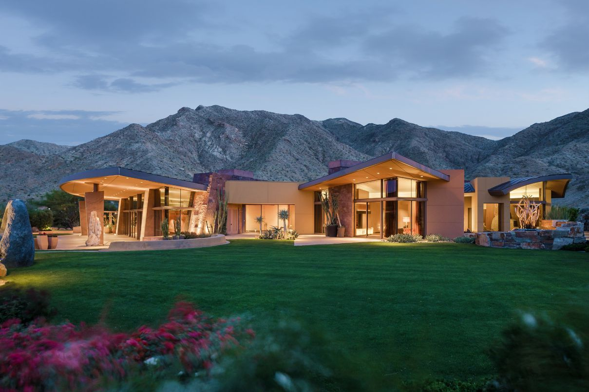Estate in Rancho Mirage