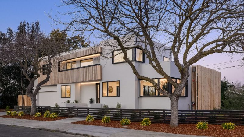 Brand New Modern Home in Palo Alto hits Market for $4.3 Million