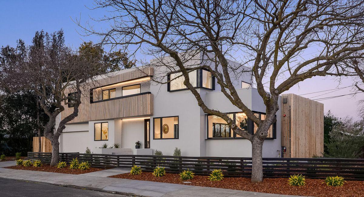 Modern Home in Palo Alto