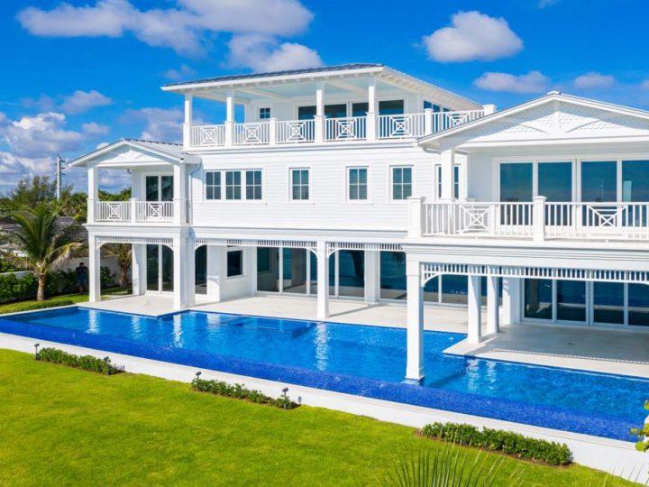 Oceanfront Estate in Highland Beach on Market for $18.5 Million