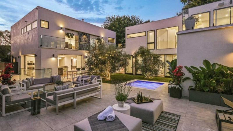 Contemporary Home in the Heart of West Hollywood offered at $10 Million