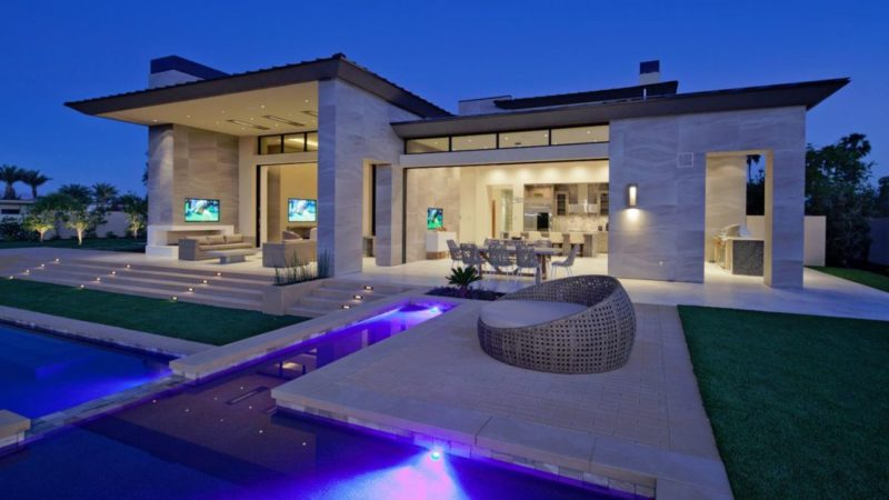 Spectacular Madison Club Modern Estate listed for $7,895,000