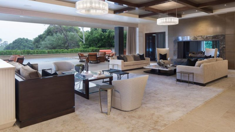 $29 Million 2020 Beverly Hill Masterpiece hits the Market
