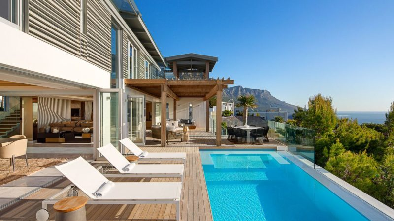 Cape Villa in South Africa by SAOTA and ARRCC