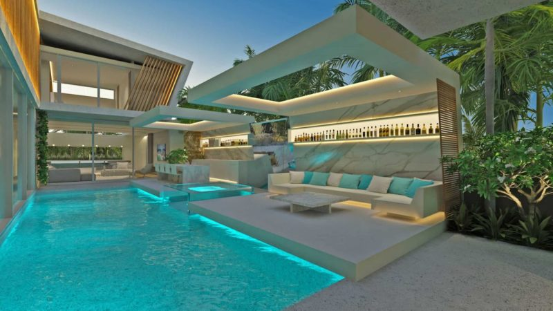 Carpe Diem Modern Home Design Concept by Chris Clout Design