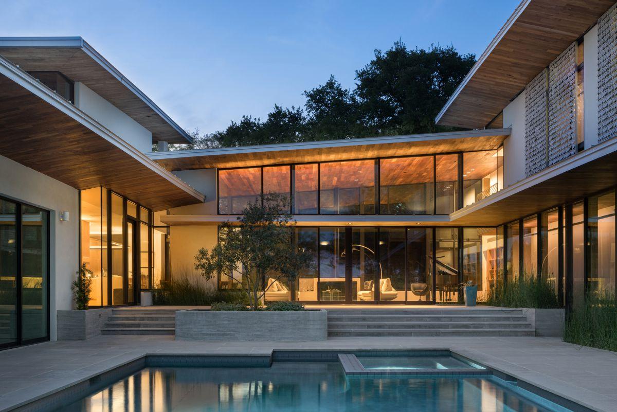 Sombra House in Austin