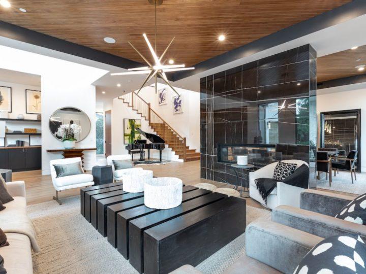 Encino Contemporary Interior Design