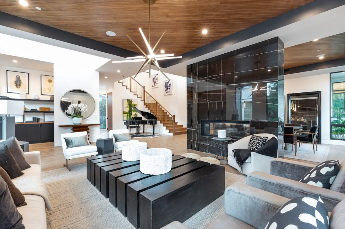 Encino Contemporary Interior Design