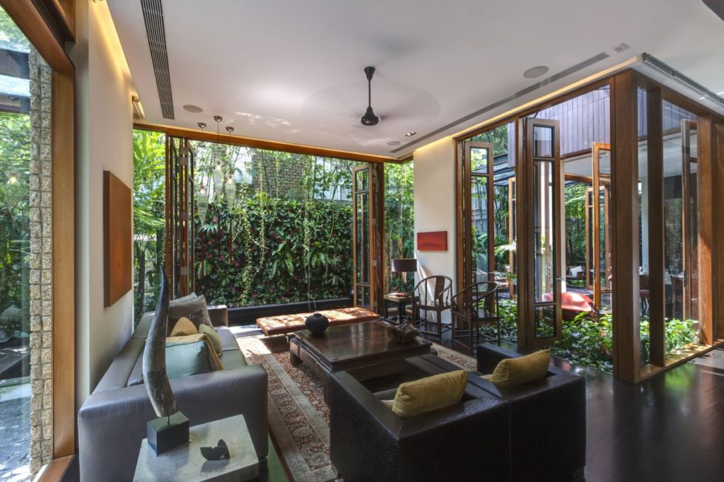 Tropical Home in Singapore