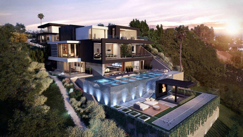 Somera Road Modern Home