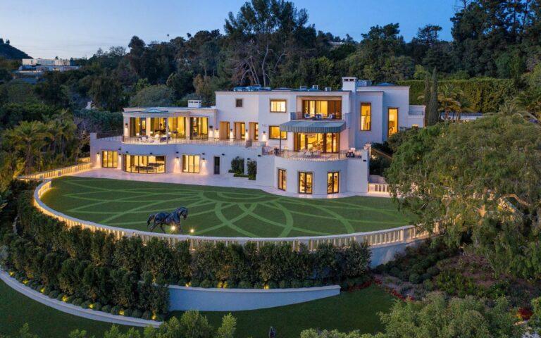 Billionaire Steve Wynn Mansion