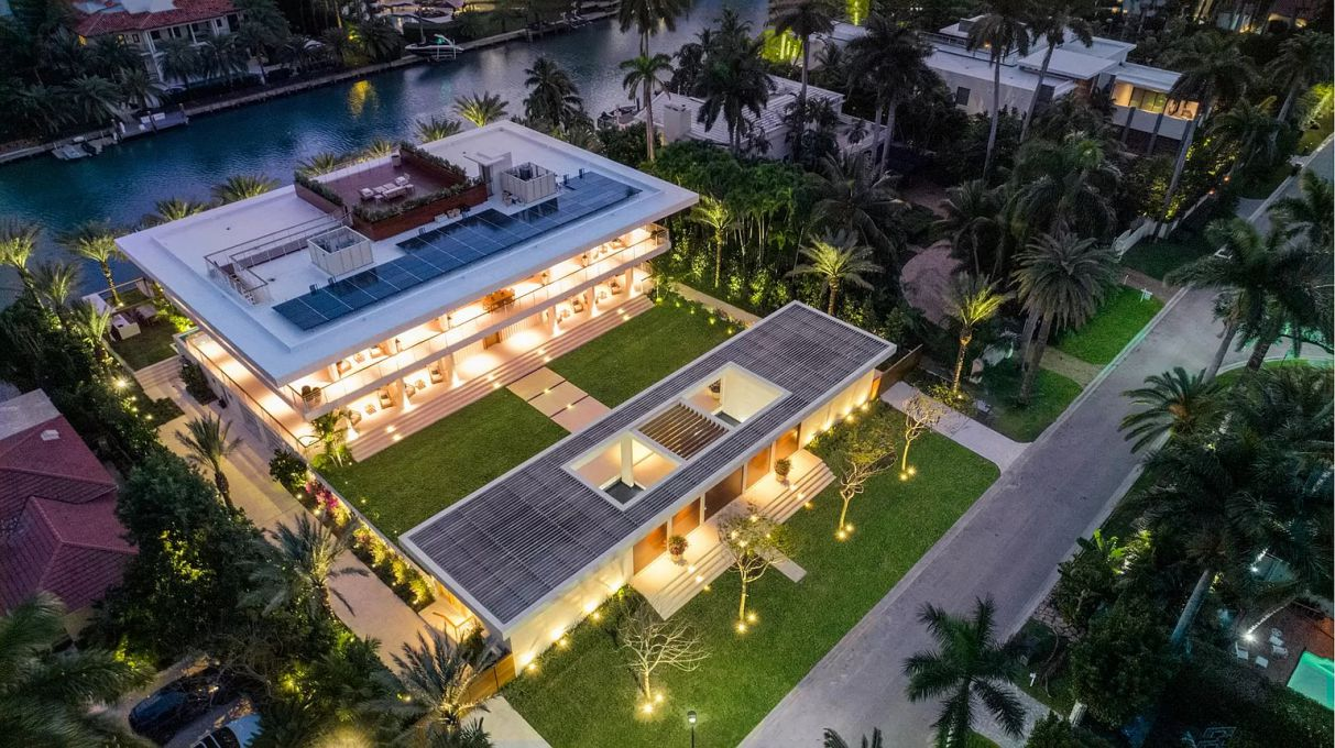Significant Mansion in Miami Beach