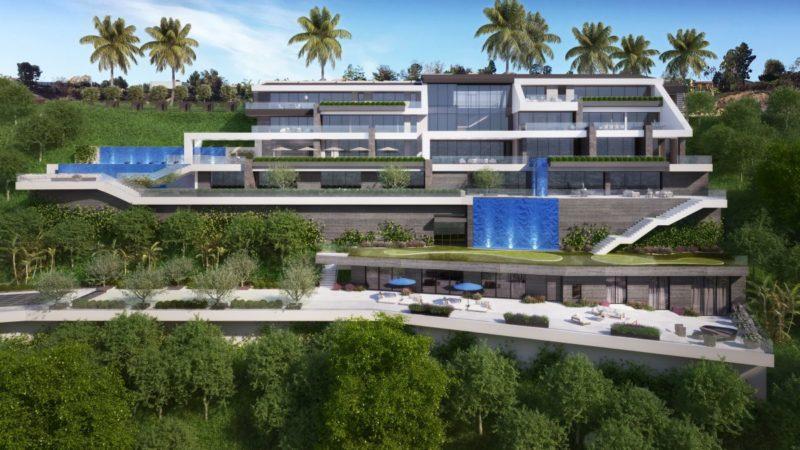 Summitridge Residence Design Concept by de Loren & Associates