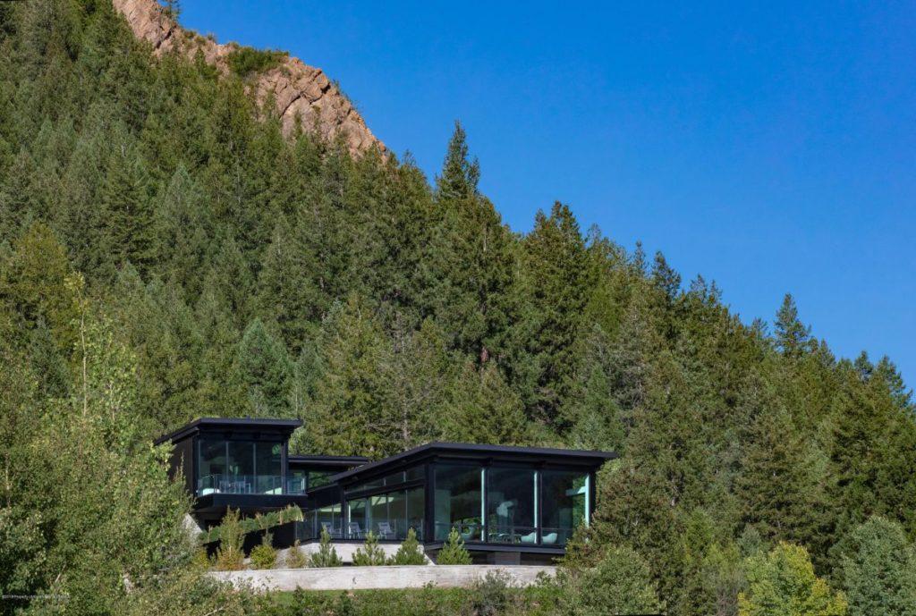 Modern Masterpiece in Aspen