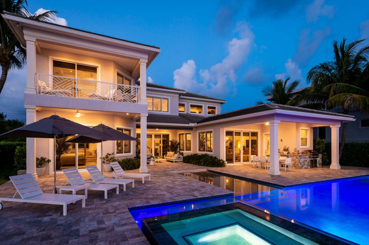 South Atlantic Drive Residence, Florida Listed for $4.5 Million