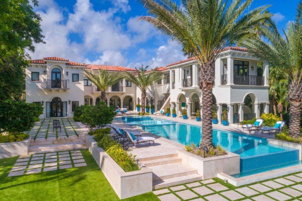Indian Creek Island Mansion
