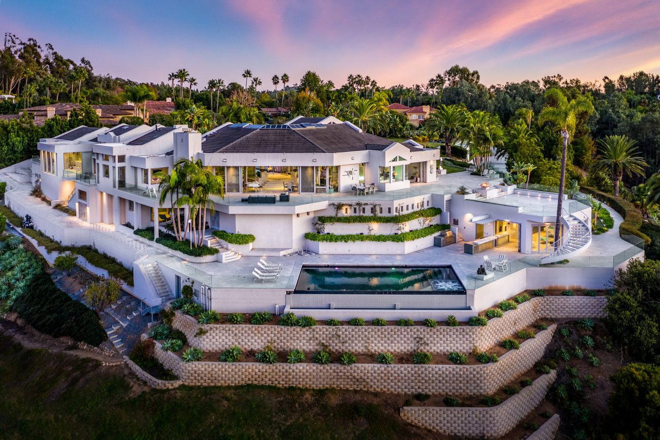 masterpiece in Rancho Santa Fe