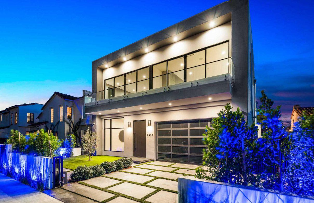 Los Angeles Modern Home