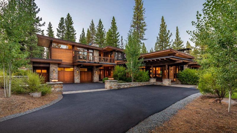 Wellscroft Modern Home in Martis Camp listed for $6 Million