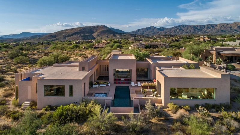 Distinctive Contemporary Home in Scottsdale on Market for $3 Million