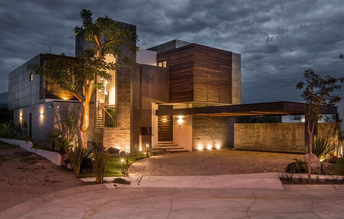 Arbo House in Colima, Mexico by Di Frenna Arquitectos