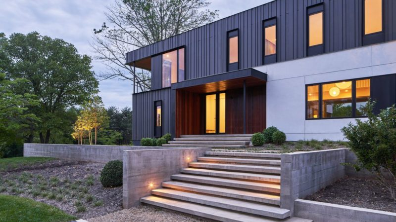 Calloway Ridge House in Tennessee by Sanders Pace Architecture