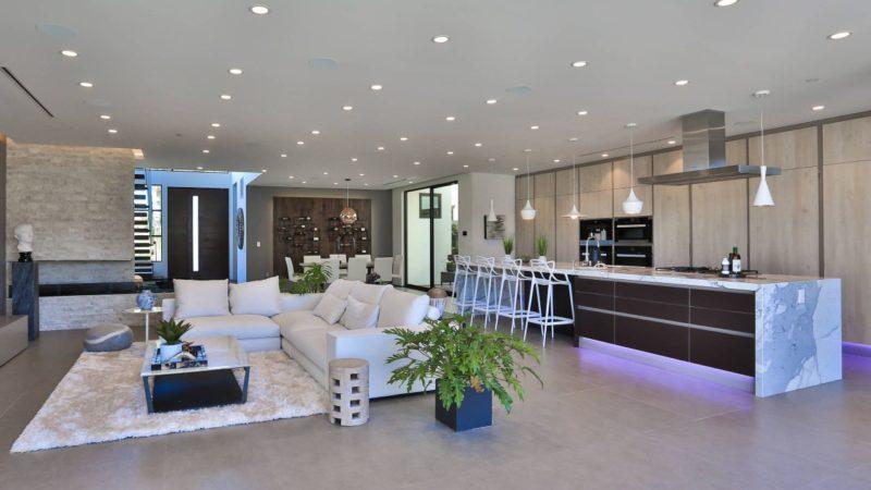 Clifton Way Modern Home by 4br Design-Modern Luxury Interior Design