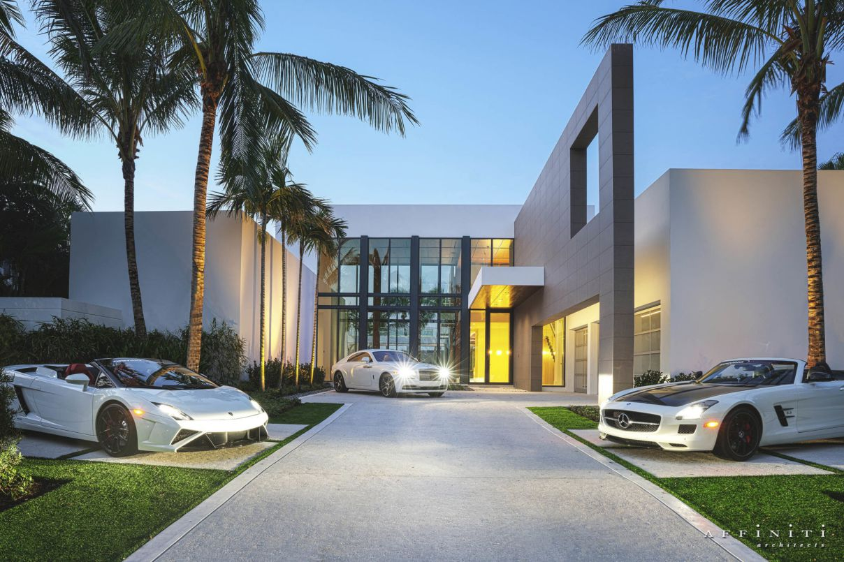 Intracoastal Contempo Cove Residence
