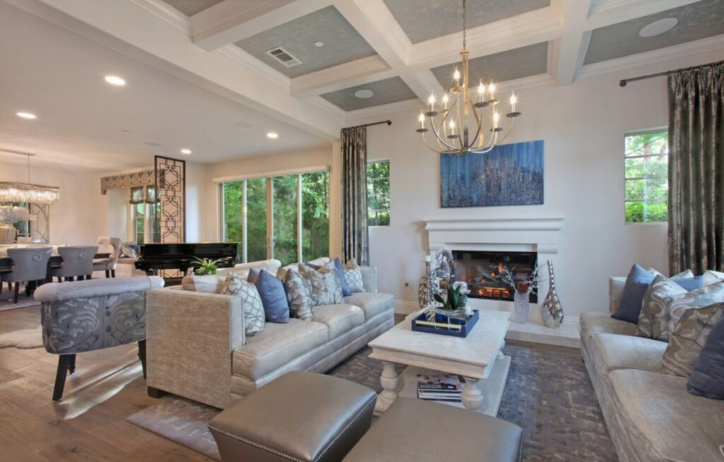 Irvine Contemporary Interior Design