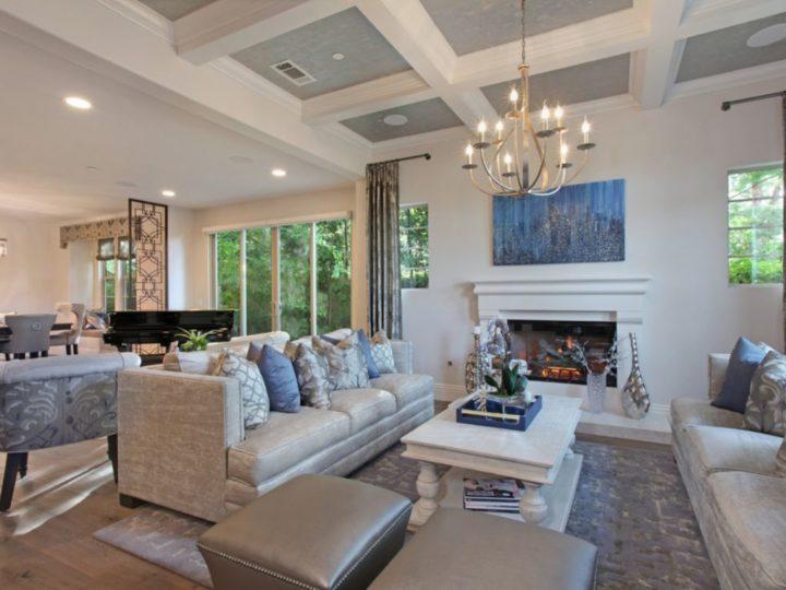 Irvine Contemporary Interior Design