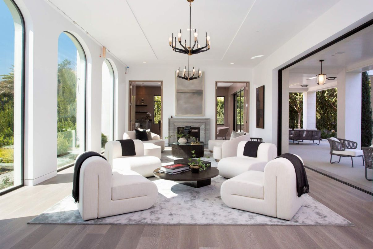 Brand New Beverly Hills Masterpiece, Los Angeles, Modern Home