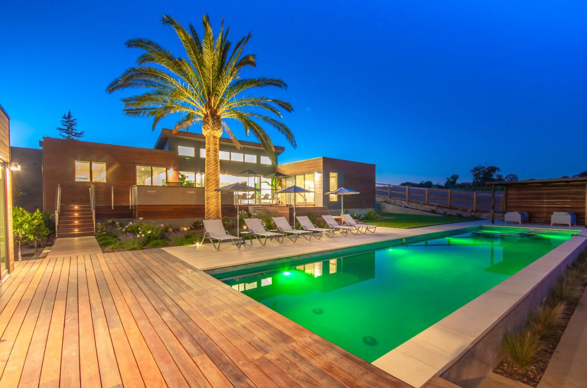 Napa Modern Home