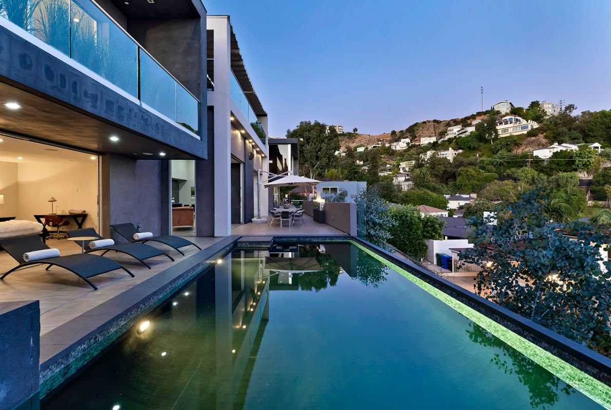 1489 Stebbins Ter Residence in Los Angeles on Market for $6.9 Million