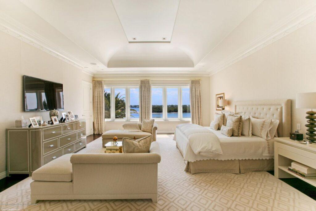 Palm Beach Island Mansion, Contemporary Home, Florida