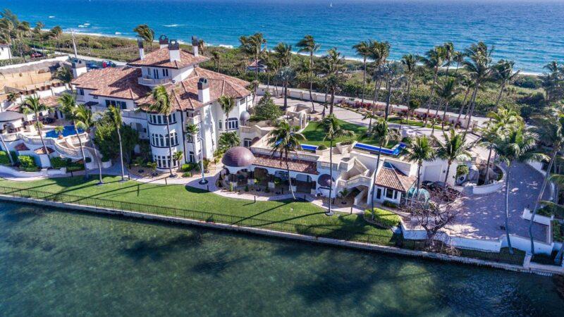 South Ocean Estate in Lantana, Florida for Sale $26.7 Million