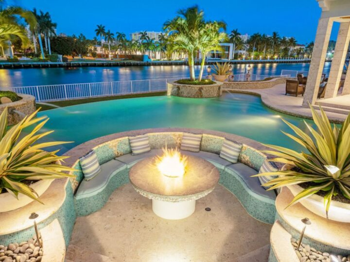 1964 Royal Palm Way, Boca Raton on Market for an asking price of $12 Million