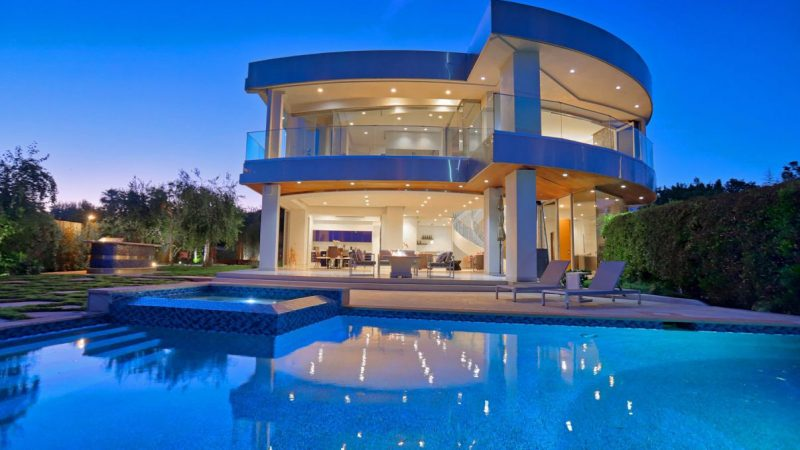 Hercules Modern Architectural Home on Market for $9.5 Million