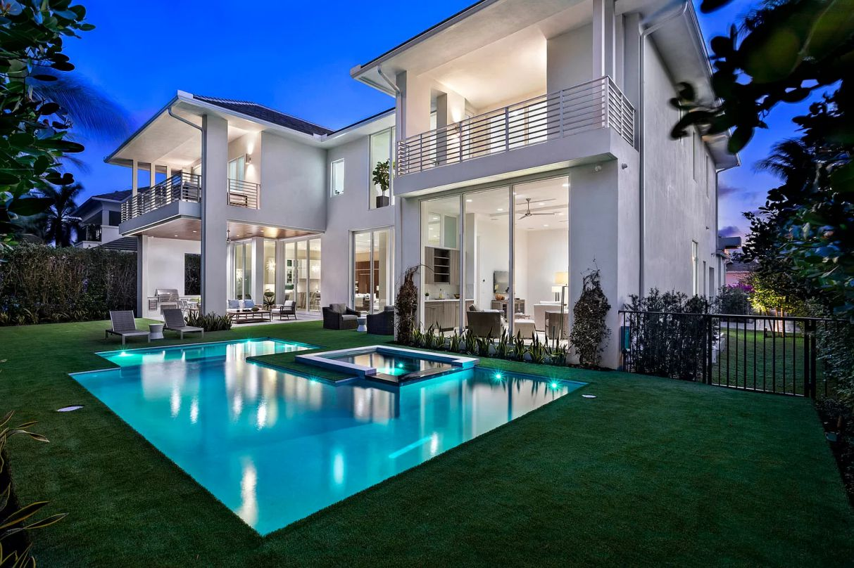 West Silver Palm Contemporary, modern homes, boca raton