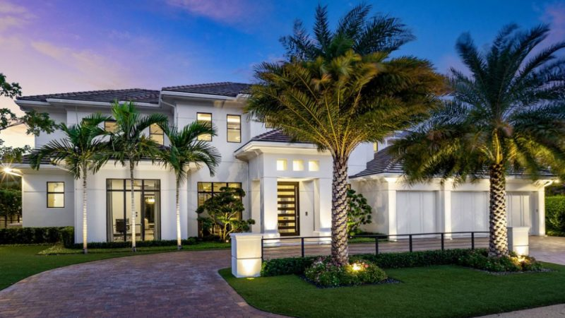 An Exceptional Silver Palm Residence listed for $6.4 Million