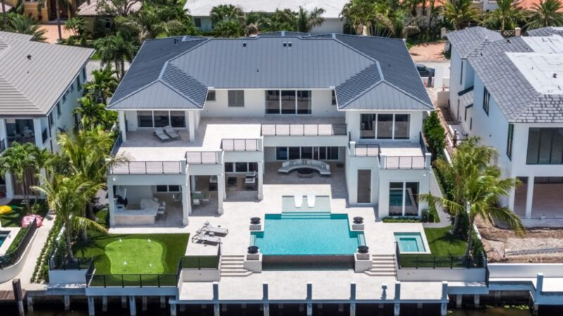 Alexander Palm Residence, Boca Raton on Market for $12 Million
