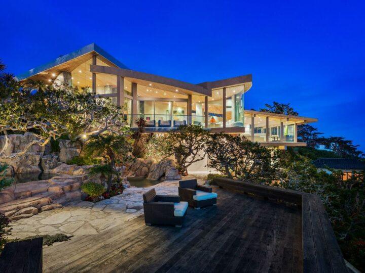 Malibu Contemporary Estate, contemporary home, california