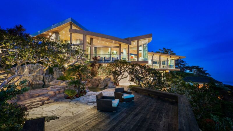$65 Million Malibu Contemporary Estate First Time Ever On The Market