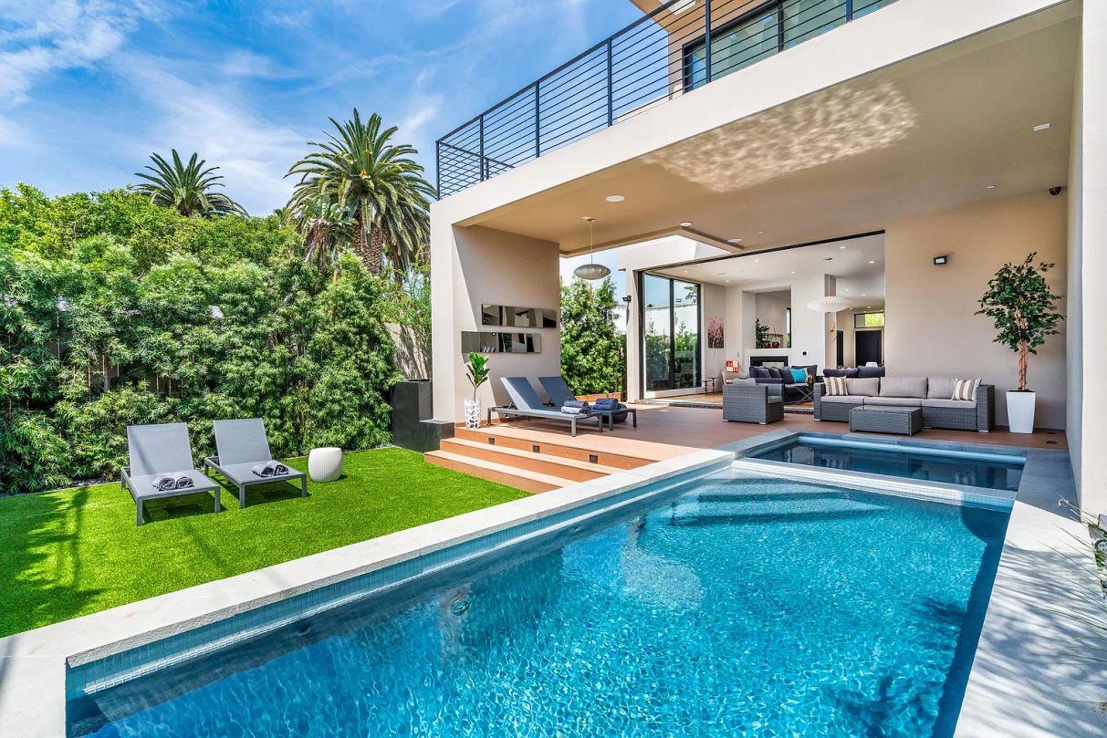 Los Angeles's Harper Modern Home, california